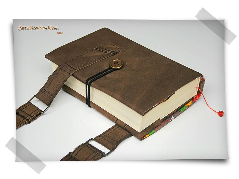 3 fundas porta libros en bandolera 25 c u 39 cosicas - Costo porta a libro ...